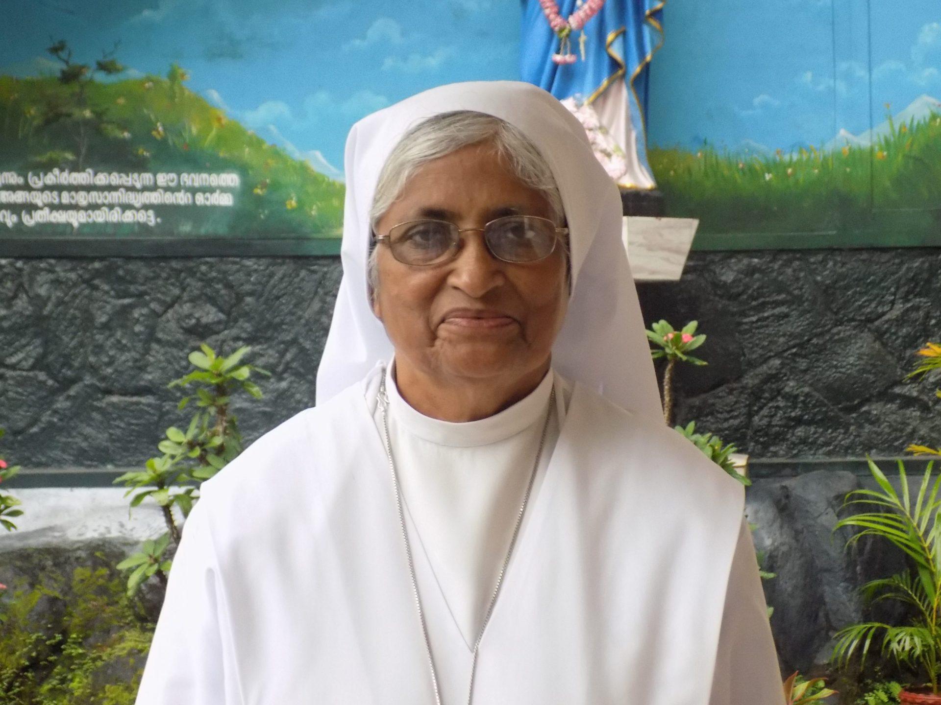 Sr. Cecily Kuruthukulangara