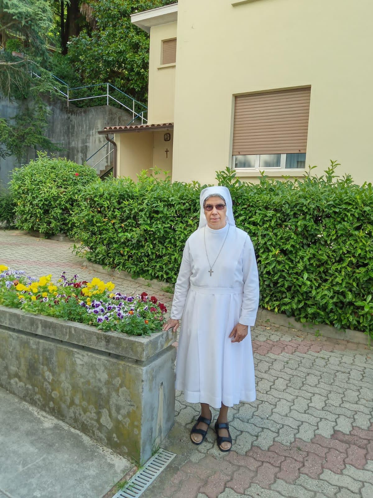 Sr. Mary Ayila