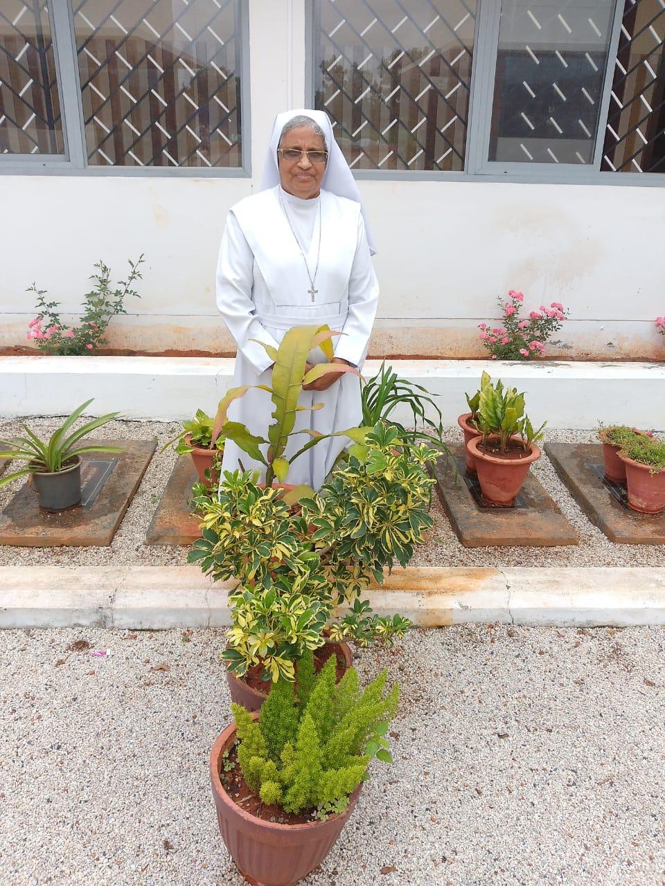 Sr. Susie Kuruthukulangara
