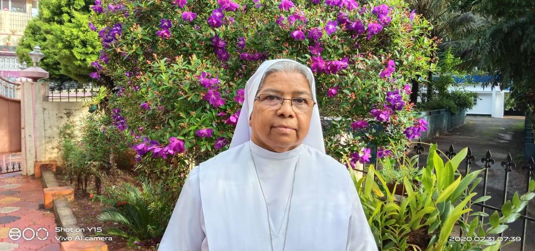 Sr.Marietta Kaidathara